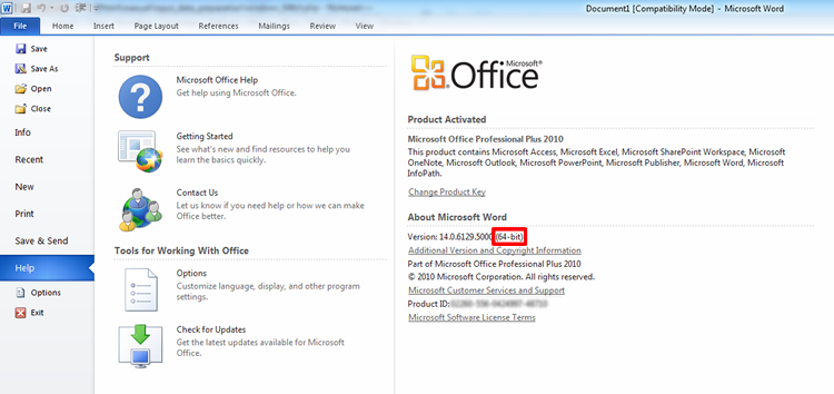 MICROSOFT OFFICE 2007 ODBC DRIVERS (2019)