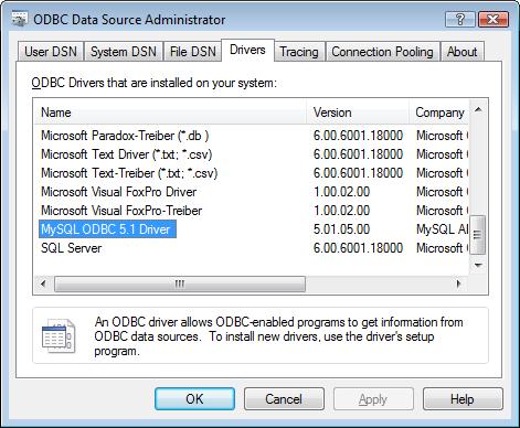 MIDOP manual - Uploading data into MySql