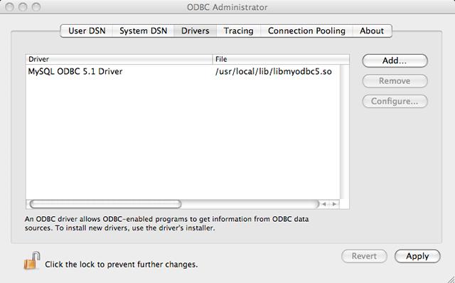 MAMP ODBC DRIVERS WINDOWS 7 (2019)